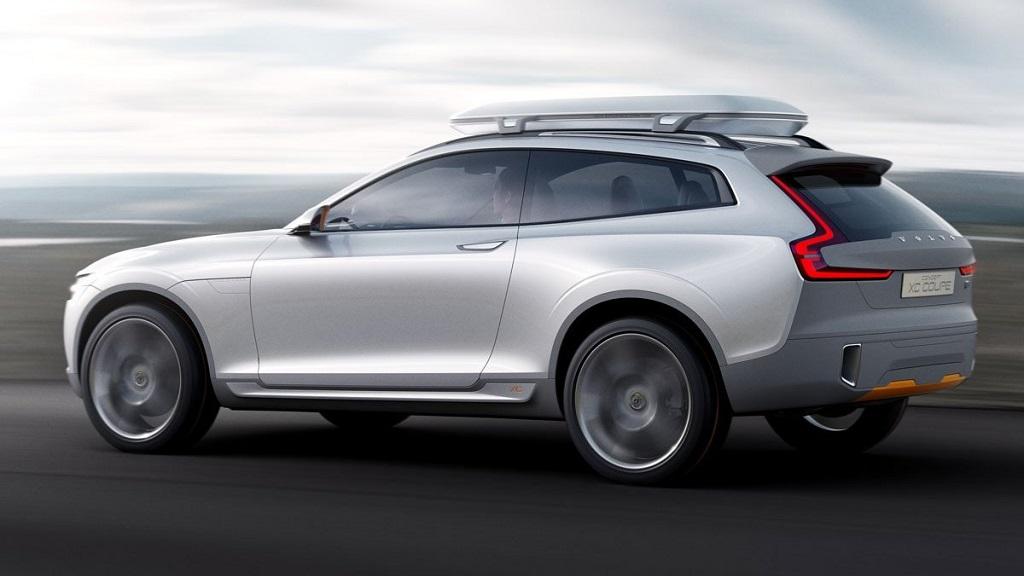 Volvo XC Coupe Concept 2