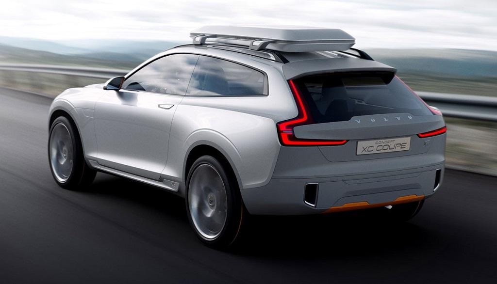 Volvo XC Coupe Concept 4