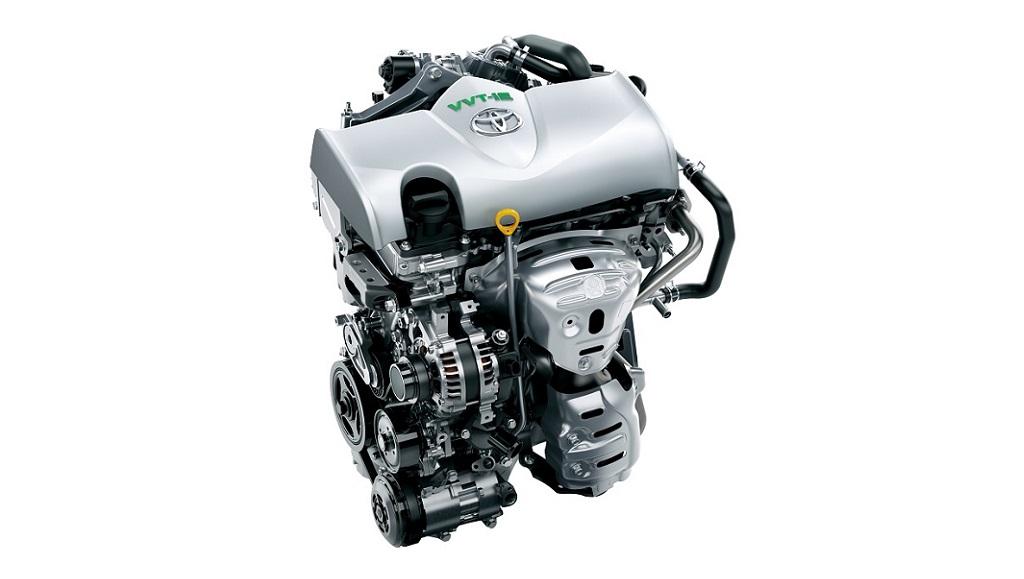motor Toyota VVT-iE