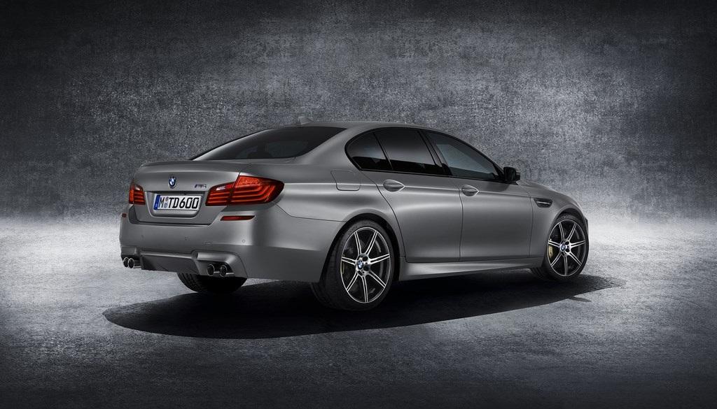 BMW 30 Jahre M5 9