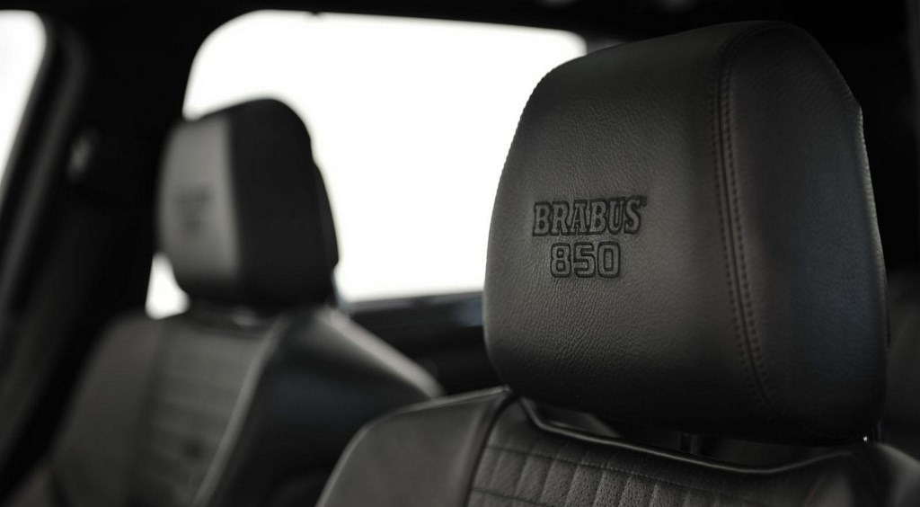Brabus E 63 AMG 10