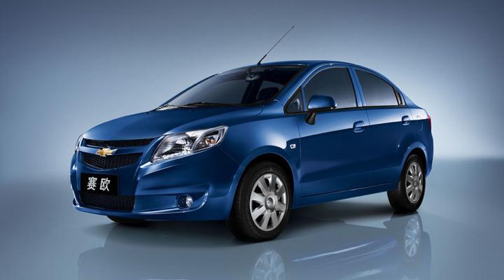 Chevrolet Sail chino