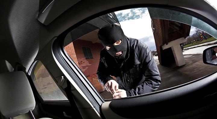 robos coches