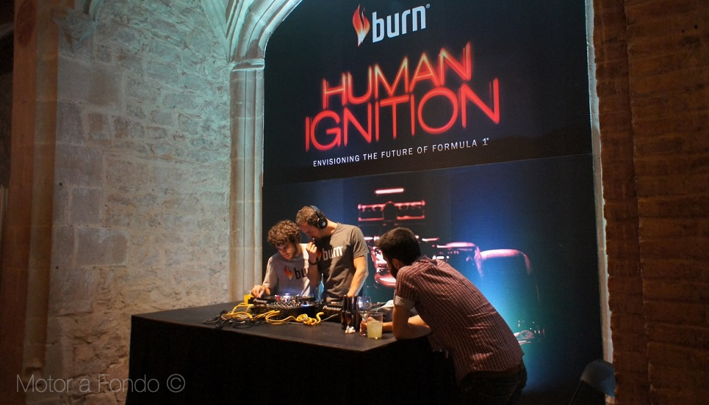 DJs Human Ignition