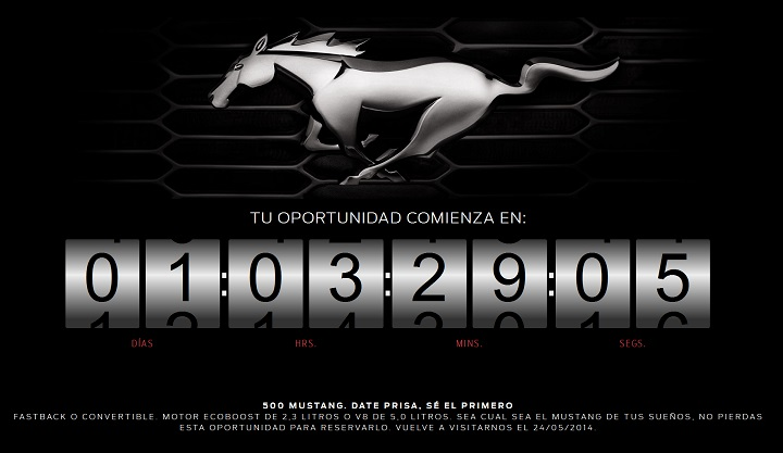 Ford Mustang UCLFinal