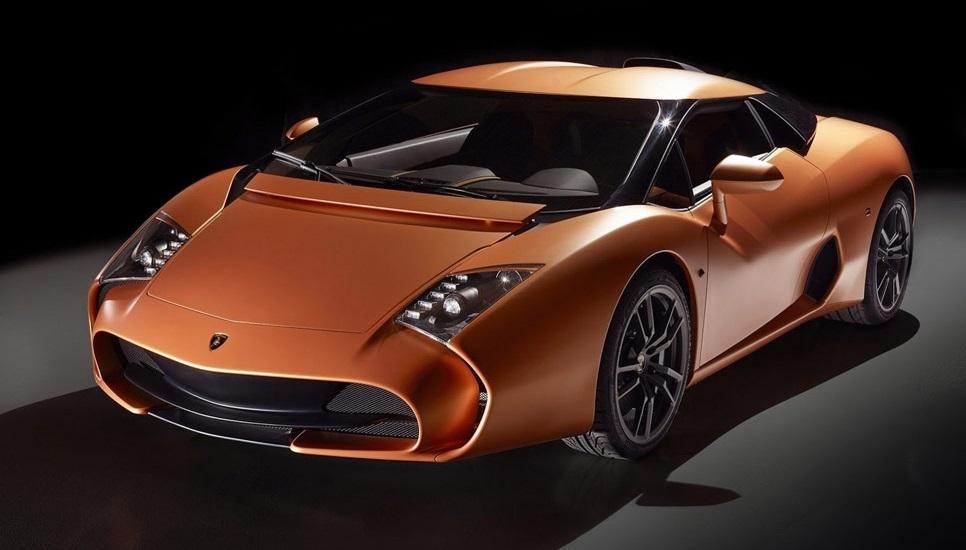 Lamborghini 5-95 Zagato 4