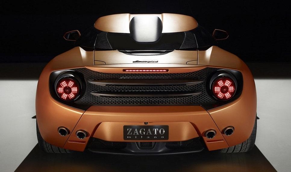 Lamborghini 5-95 Zagato 6