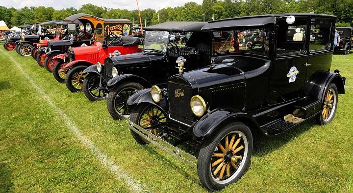 coches históricos