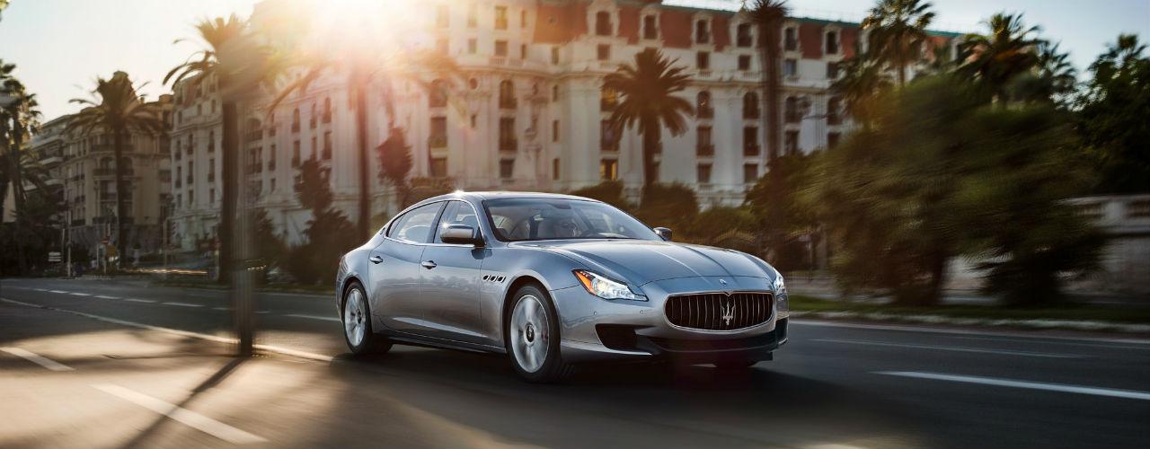 Maserati Quattroporte diesel 3