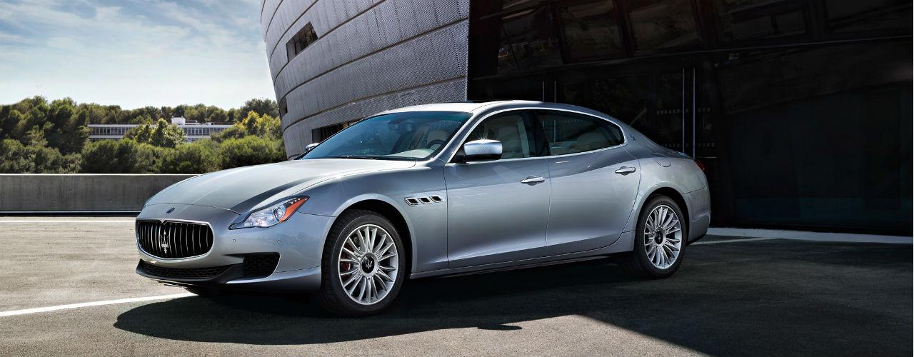 Maserati Quattroporte diesel 4