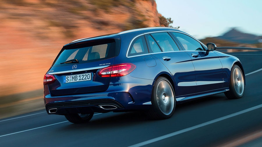 Mercedes-Benz Clase C Estate 2014 19