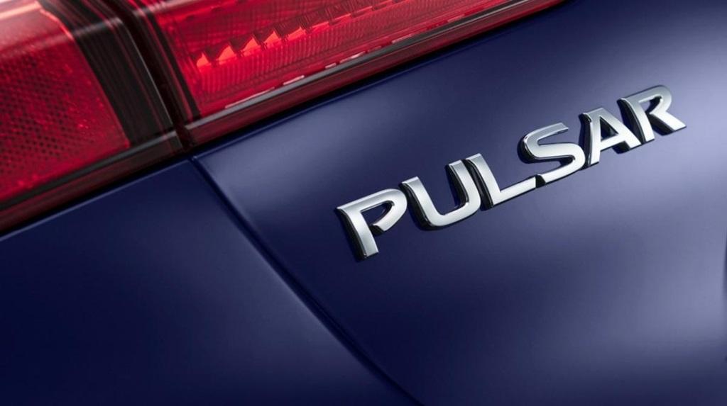 Nissan Pulsar emblema