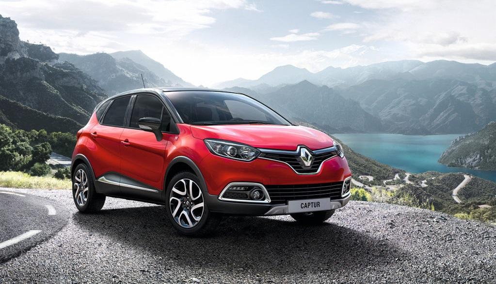 Renault Captur Helly Hansen 8
