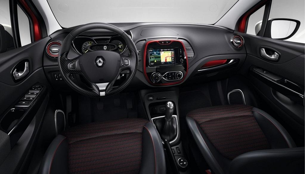 Renault Captur Helly Hansen 9