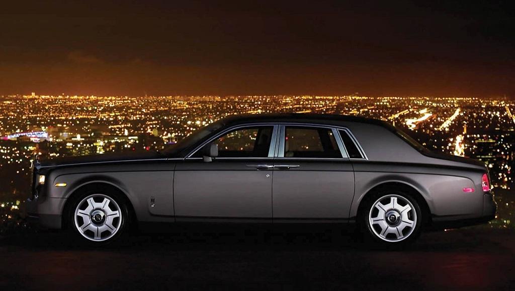 Rolls Royce Phantom Coupe 2