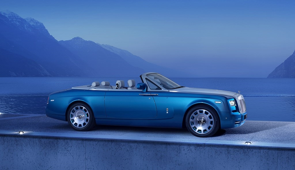 Rolls-Royce Phantom Waterspeed Collection 3