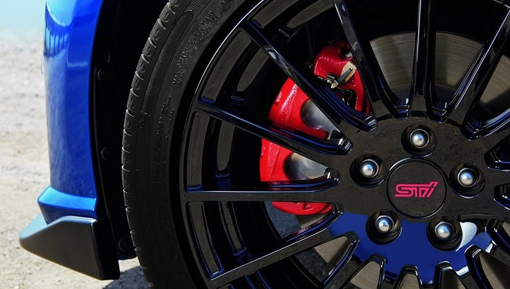 Subaru BRZ Series Blue 8