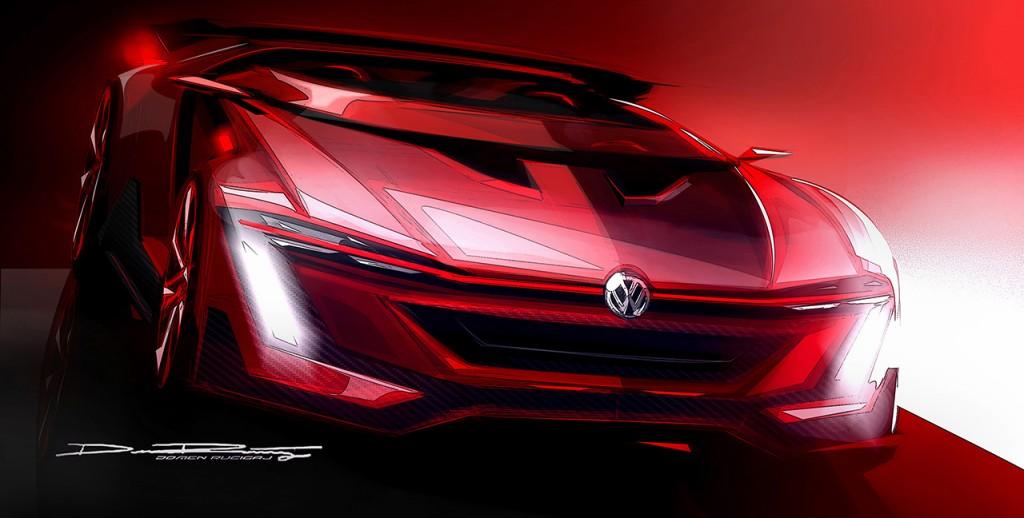 Volkswagen GTI Roadster Vision Gran Turismo 2