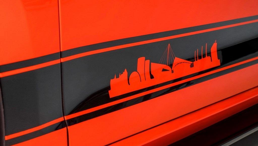 Volkswagen Golf GTI Wolfsburg Edition vinilo