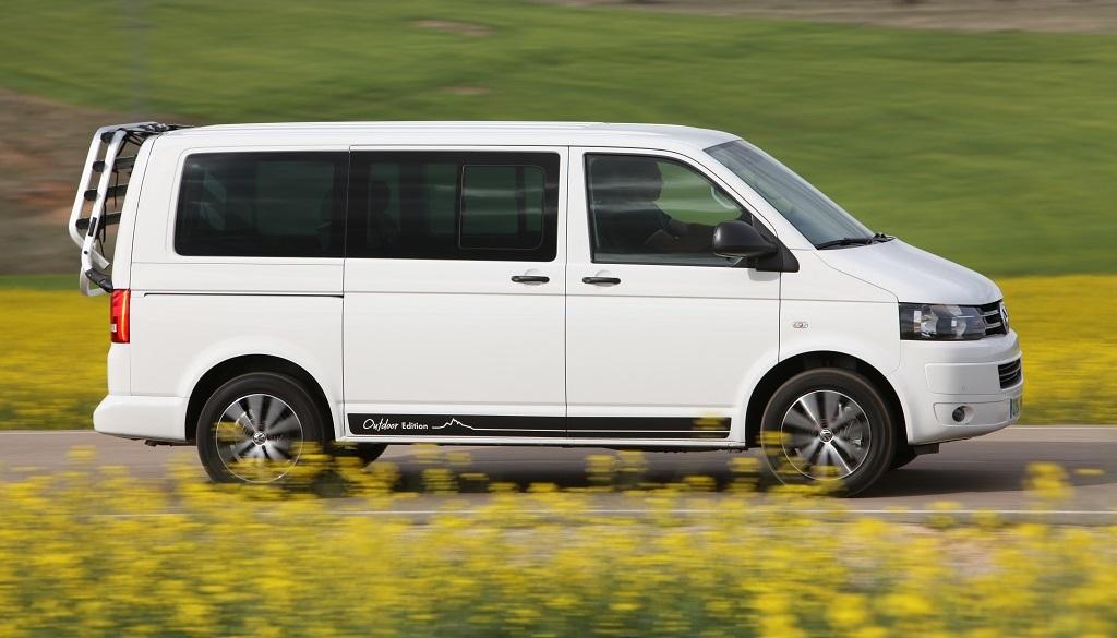 Volkswagen Multivan Outdoor Edition 15