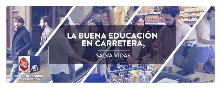 educacion vial AXA