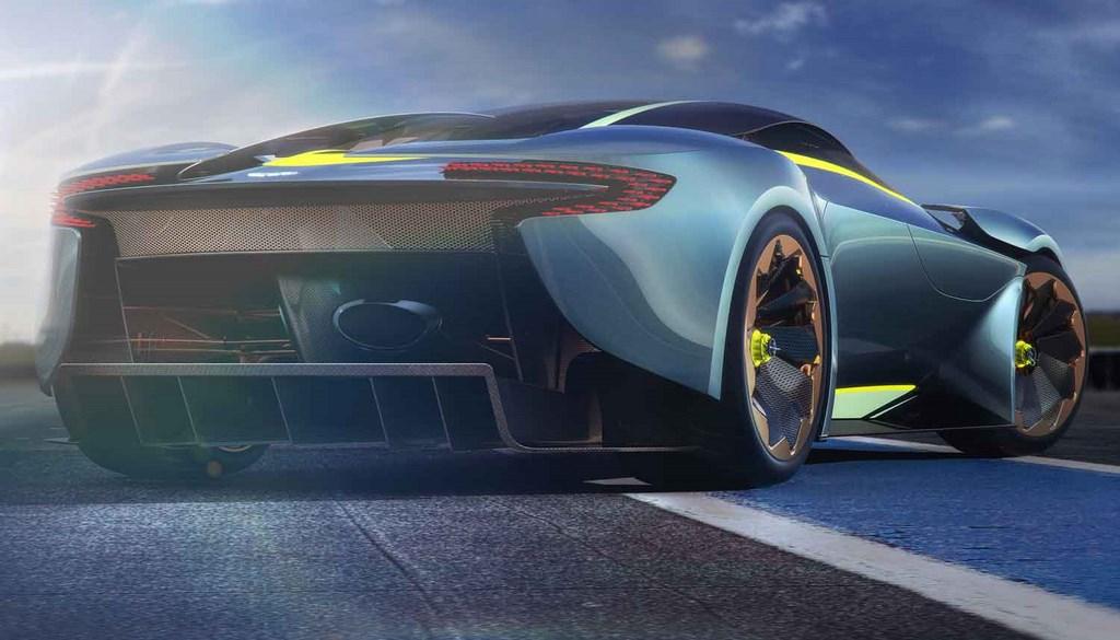 Aston Martin DP-100 Vision Gran Turismo 2