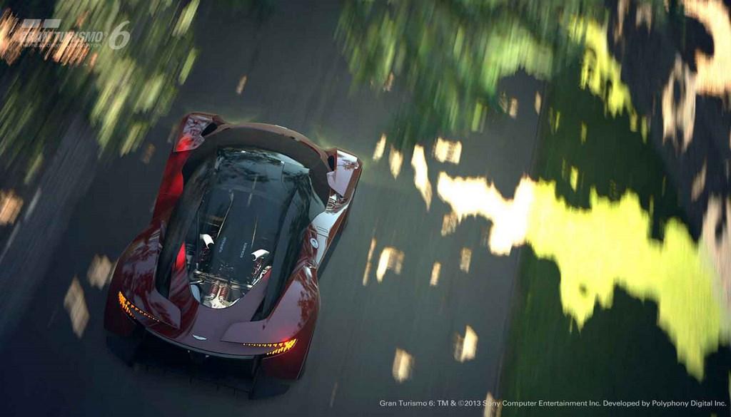 Aston Martin DP-100 Vision Gran Turismo 6
