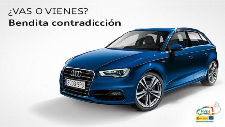 Audi A3 Adrenalin claim