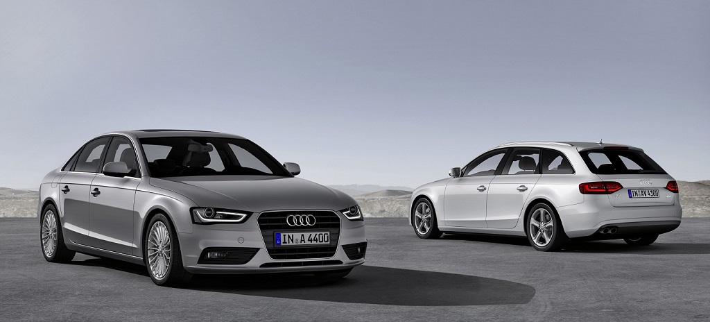 Audi A4 y A4 Avant