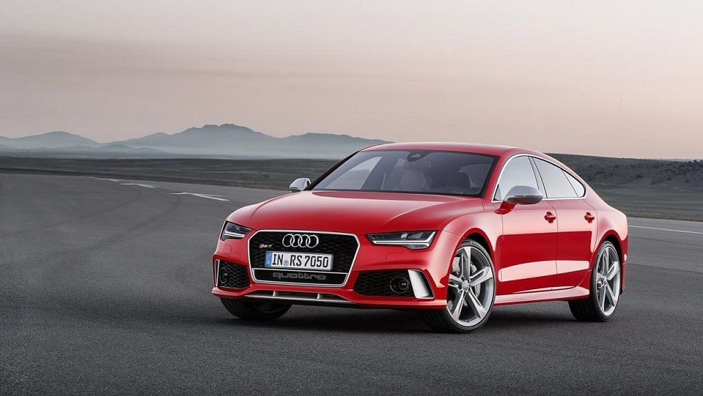 Audi RS 7 Sportback 2014 frontal