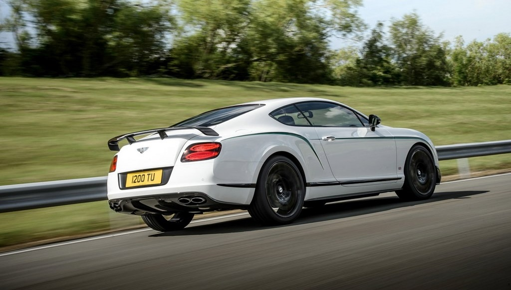 Bentley Continental GT3-R 16