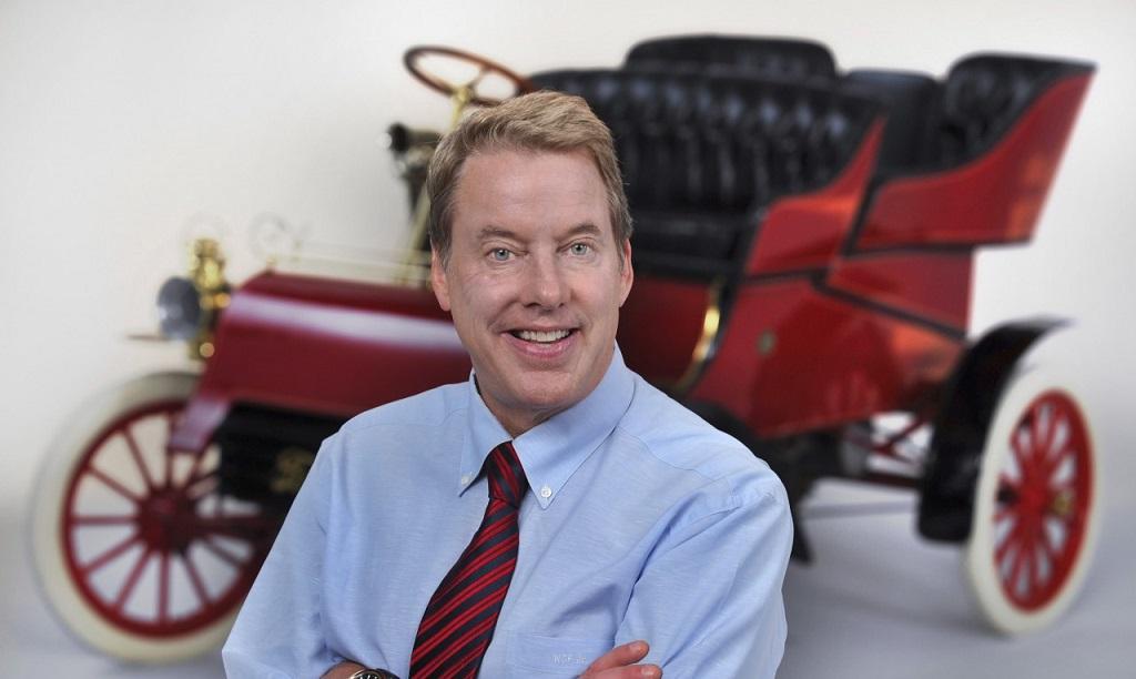 Bill Ford Model A