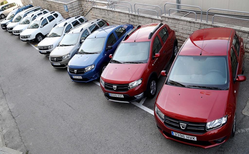 Dacia Tour Barcelona