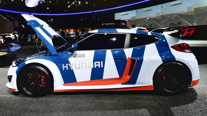 Hyundai Veloster Midship Concept 6