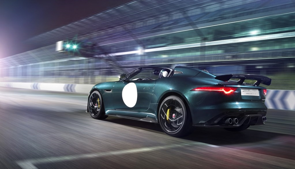 Jaguar F-Type Project 7 13