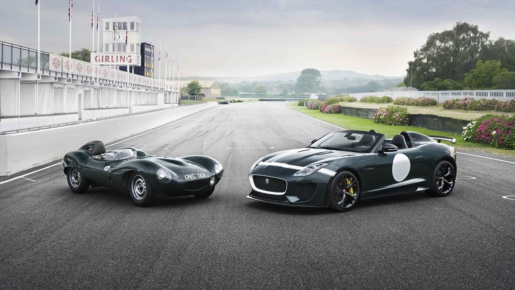 Jaguar F-Type Project 7 30