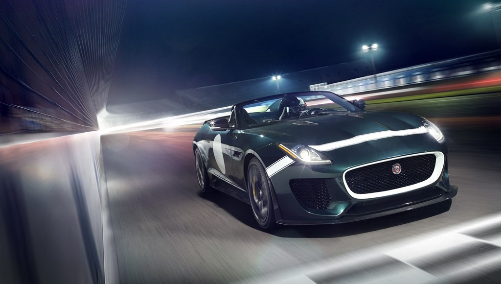 Jaguar F-Type Project 7 5