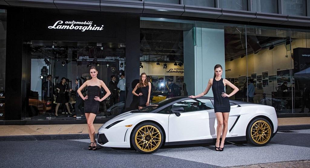 Lamborghini Hong Kong