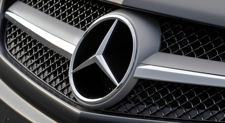 logotipo Mercedes