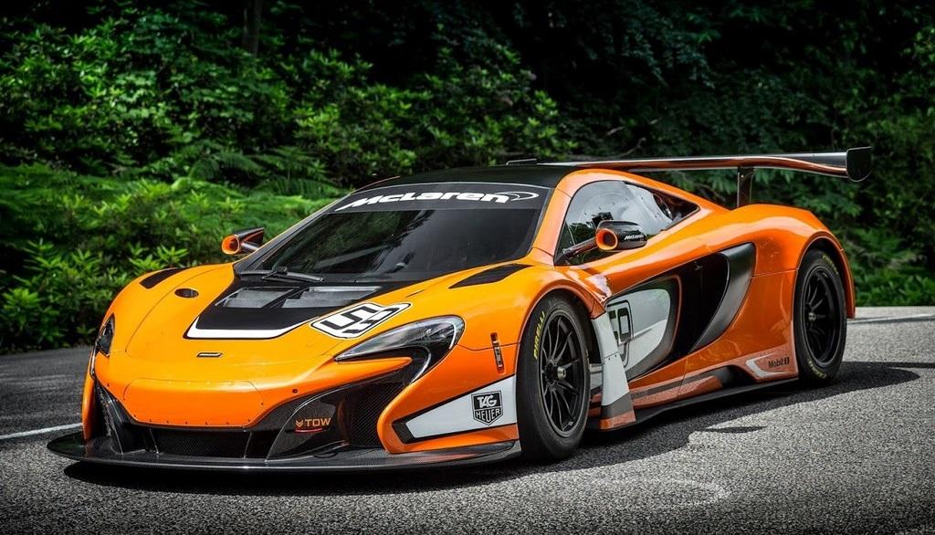McLaren 650S GT3 2