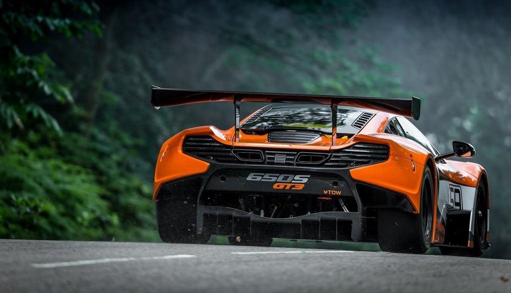 McLaren 650S GT3 3