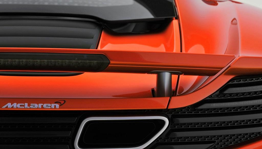 McLaren zaga