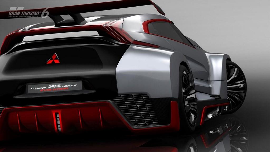 Mitsubishi XR-PHEV Evolution Vision Gran Turismo 5
