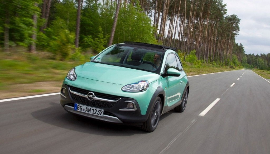 Opel Adam Rocks 2