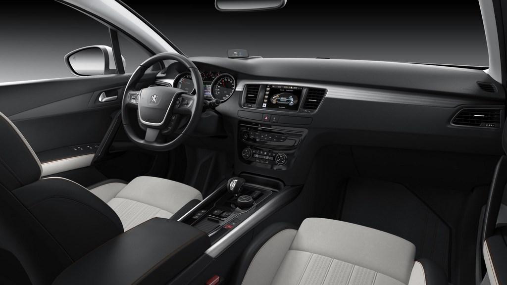 Peugeot 508 2014 9