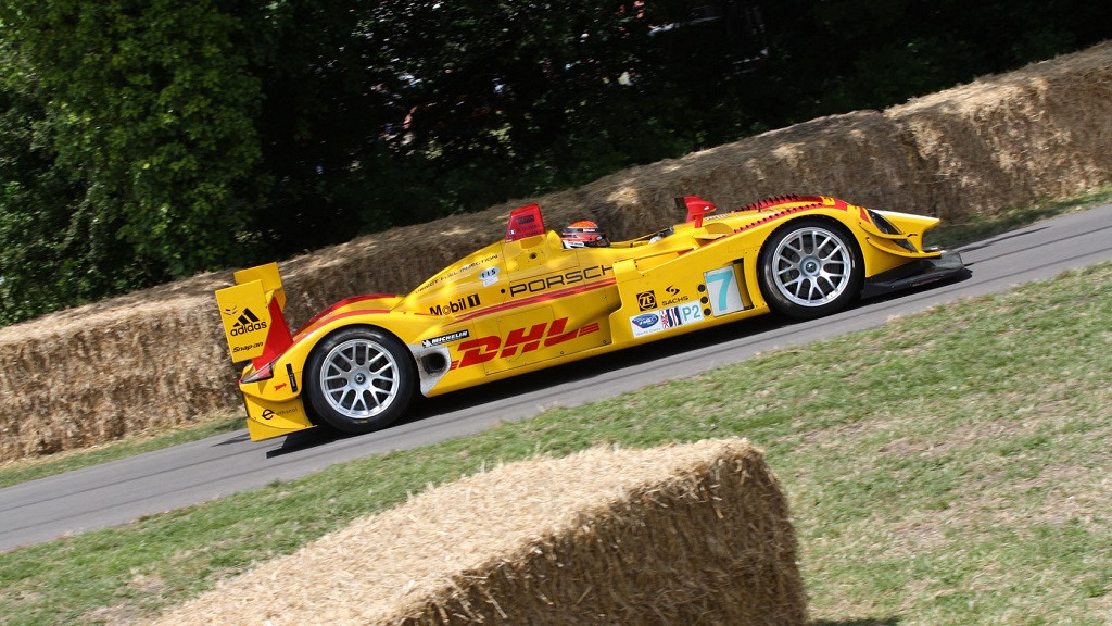 Porsche RS Spyder Goodwood