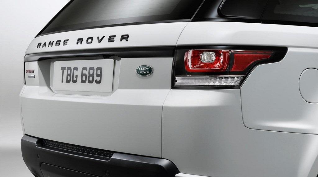Range Rover Sport Stealth Pack 3
