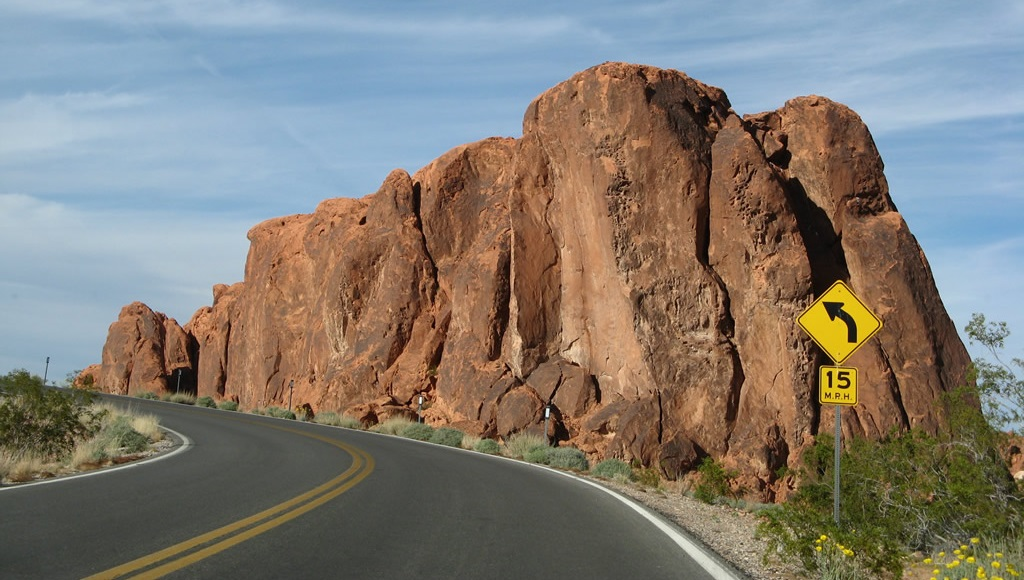 Red Rock Scenic Road