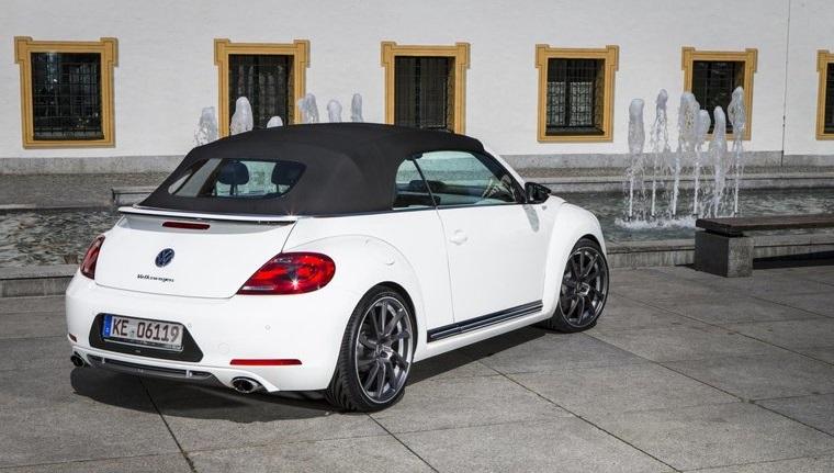 Volkswagen Beetle Cabrio 9