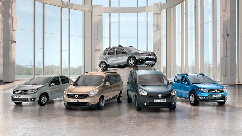 concesionario Dacia